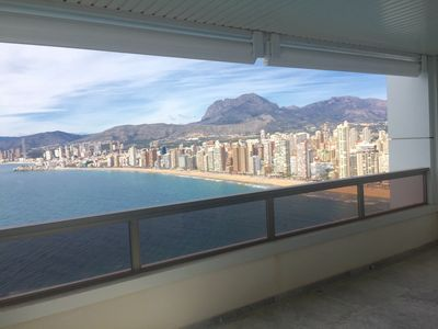 Photo for GEMELOS 28 AMAZING VIEWS - Two Bedroom Apartment, Sleeps 4