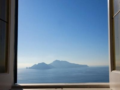 Photo for holiday vacation villa rental italy, amalfi coast, sorrento villa rental, Amalfi villa with view and pool