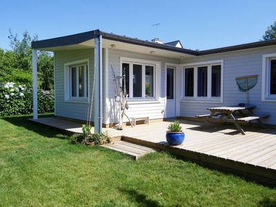 Photo for 2 bedroom Villa, sleeps 4 in Concarneau with WiFi