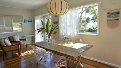 Photo for Tallowood - beachfront cottage