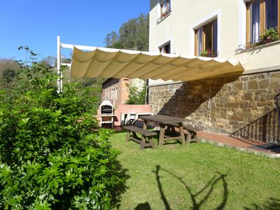 Photo for Apartment for 4 people, in the countryside, 15 km from Oviedo and Gijón
