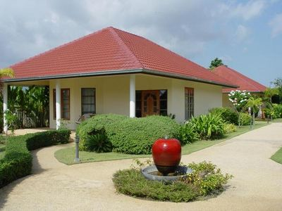 Photo for House Cha-am for 1 - 4 persons with 2 bedrooms - Holiday house