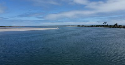 Photo for 2 min walk to town centre , restaurants , Shops , cafes and Hokitika cool beach
