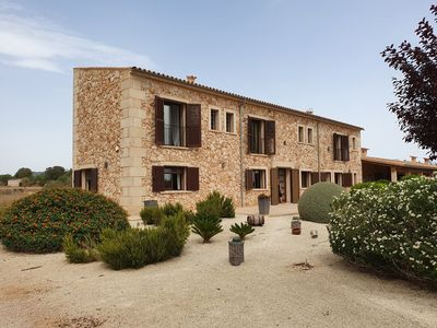 Photo for Modern family-friendly finca CAN PAZ in a quiet location