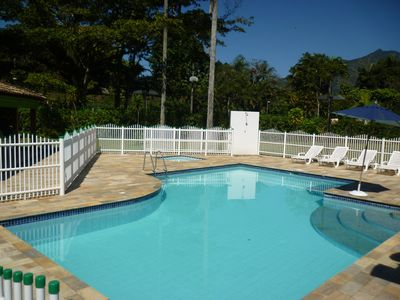 Photo for House with 2 suites, barbecue and swimming pool in Cond. closed