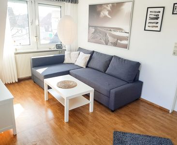 Photo for Apartment Amrum with lake view