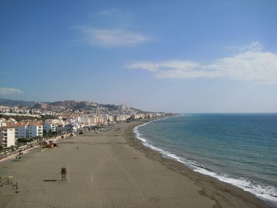 Photo for Great apartment next to the beach in Malaga, in Rincon de la Victoria