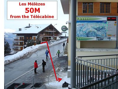 Photo for Lovely Ski 2 Bed Apt Sleeps 6, 50m From Telecabine, Well-Equipped/Gorgeous View
