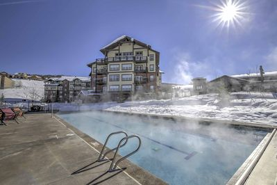 You'll have access to fantastic community amenities, including swimming pools!
