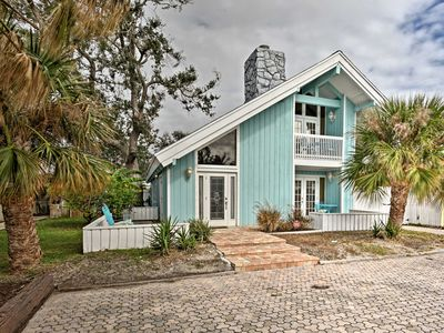 Photo for Cape Canaveral Cottage w/ Pool - Walk to Beach!