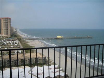Photo for Luxurious Oceanfront Condo with Ocean Views from Every Room! New Open Floorplan!