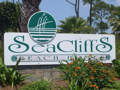 Photo for Seacliffs Gulf Views! Dog Friendly/WIFI/Steps to beach/ Elevator! Book 2019 now!