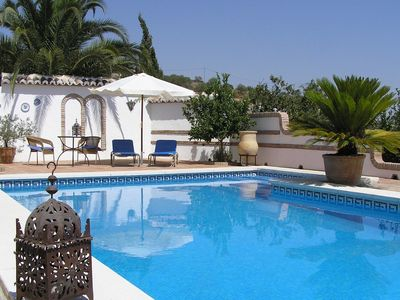 Photo for Guest house in a traditional Andalusian country estate