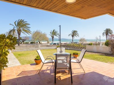 Photo for Beautiful apartment next to the beach in Puerto de Pollensa.