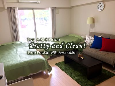 Photo for PRETTY&CLEAN!! New Apt at Yokohama!