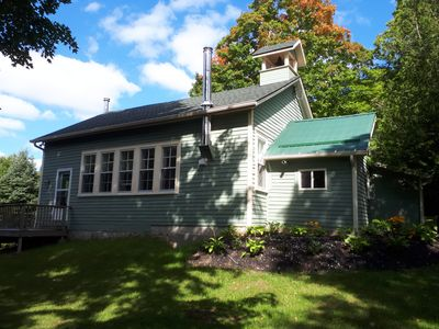 Photo for Ladybank Schoolhouse - Private Country Charm and Elegance in Nature