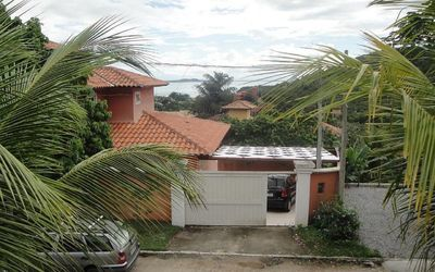 Photo for JOAO FERNANDES, 500 MTS FROM THE BEACH R $ 550 SEA VIEW NEAR THE SEA AND CENTR