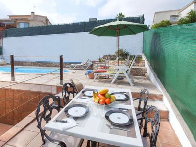 Photo for Vacation home Figaro in Lloret de Mar - 5 persons, 4 bedrooms