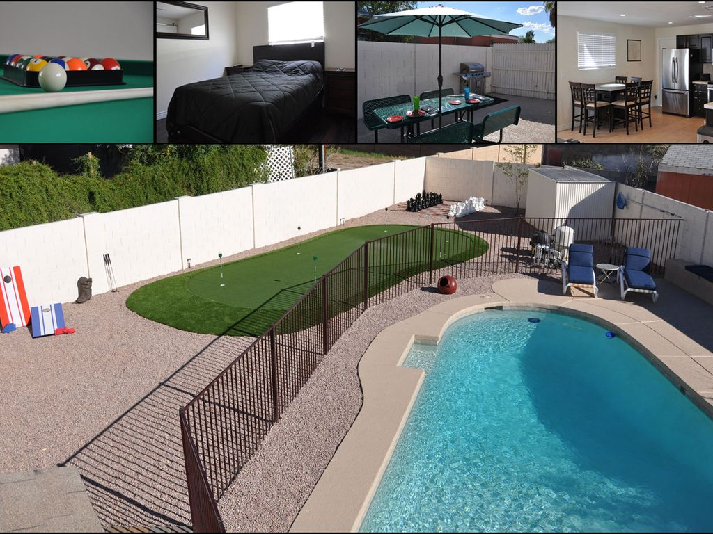 party house heated huge pool bbq 5 h vrbo