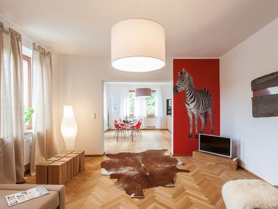 Photo for Living at Schlossberg Zebra