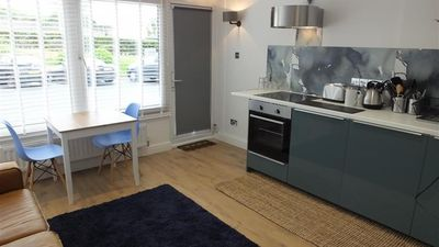 Photo for House in the center of Tenby with Parking, Washing machine (1020095)