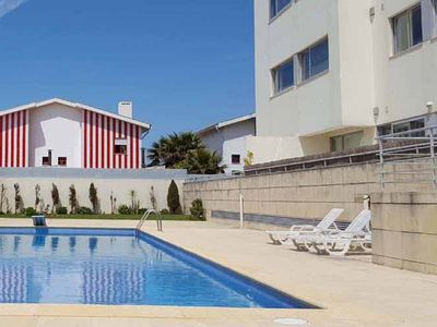 Photo for Two-storey penthouse apartment 300m to the beach in Furadouro-Ovar, Portugal