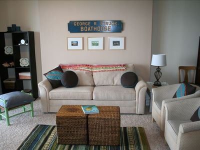 Photo for Gorgeous Oceanfront Condo-Beach Service Incl-Huge Balcony-Great Rates-Pier Park
