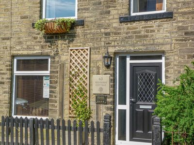 Photo for Mulberry Cottage, HAWORTH