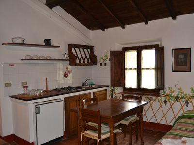 Photo for 2BR Apartment Vacation Rental in Castelfranco Piandiscò, Toscana