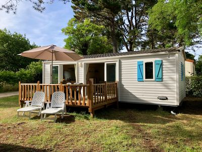 Photo for Mobil-Home Any Comfort In Camping 5 *