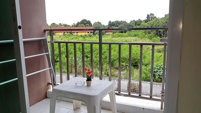 Photo for Inexpensive spacious 2-room private apartment with great views