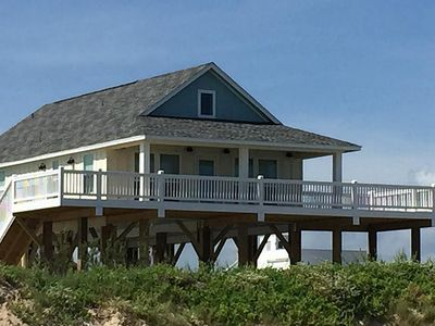 Photo for Beautiful 2 year old home right on the beach!