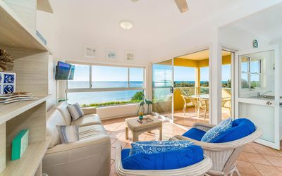 Photo for Avalon 1 - overlooking beautiful Convent Beach