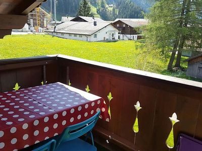 Photo for Apartment Oberriedstrasse 5 in Lenk - 4 persons, 1 bedrooms