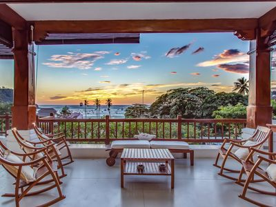 Photo for Ocean View Villa-Downtown San Juan del Sur