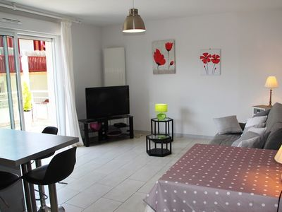 Photo for 1BR Apartment Vacation Rental in hossegor