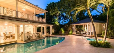 Photo for Villa Sandalwood House  -  Near Ocean - Located in  Tropical Sandy Lane with Private Pool