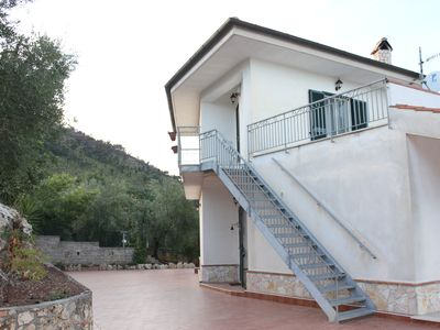 Photo for Itrana villa with 2 bedrooms and 4 beds. No breakfast.