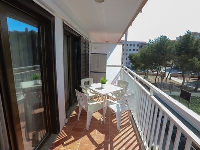 Photo for 137 - FLANDRIA. One bedroom appartment with a capacity for 4 people.