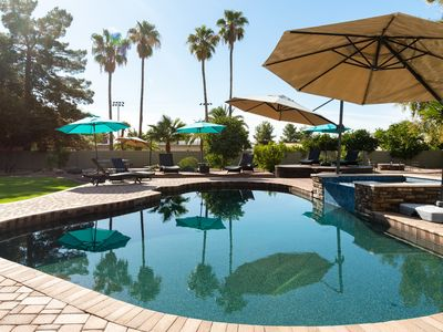 Photo for Resort Style Home With Entertainment Overload & Salt Water Pool!