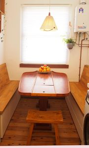 Kitchen dining Booth