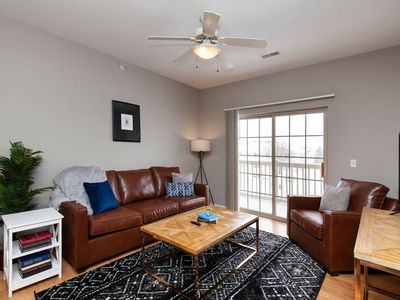 Photo for 1BR Apartment Vacation Rental in Ames, Iowa