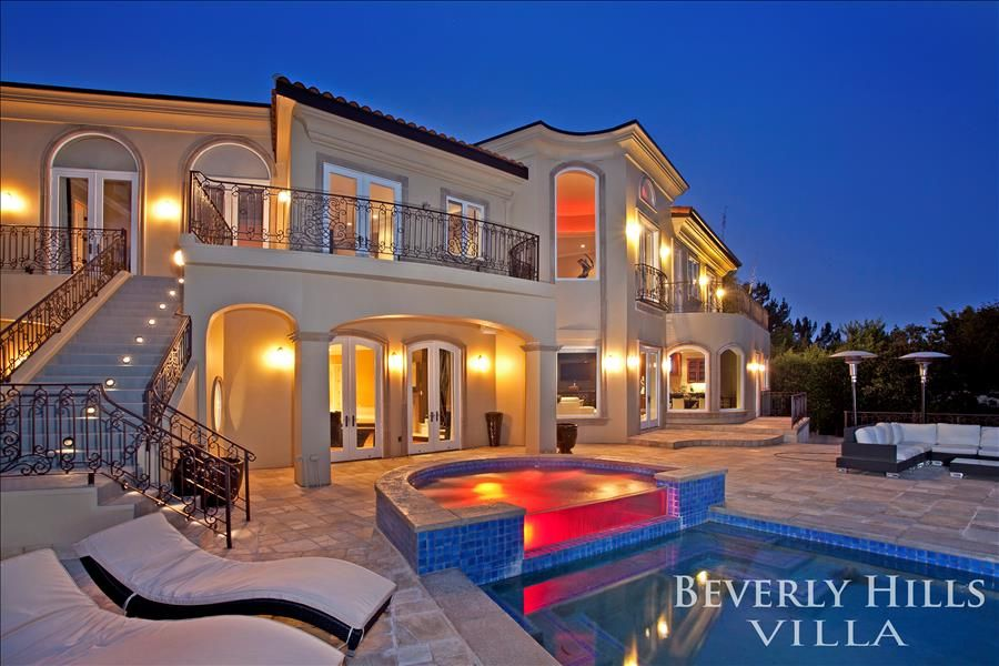 Quintessential Luxury Beverly Hills Mansion Vrbo