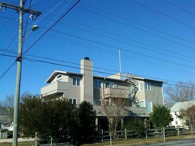 Photo for Beautiful 4 bedroom House in Downtown Bethany One Block from Beach