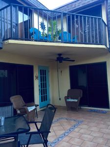 Photo for 2 Bd Townhome w/ Private Courtyard - 1 blk from Beach!