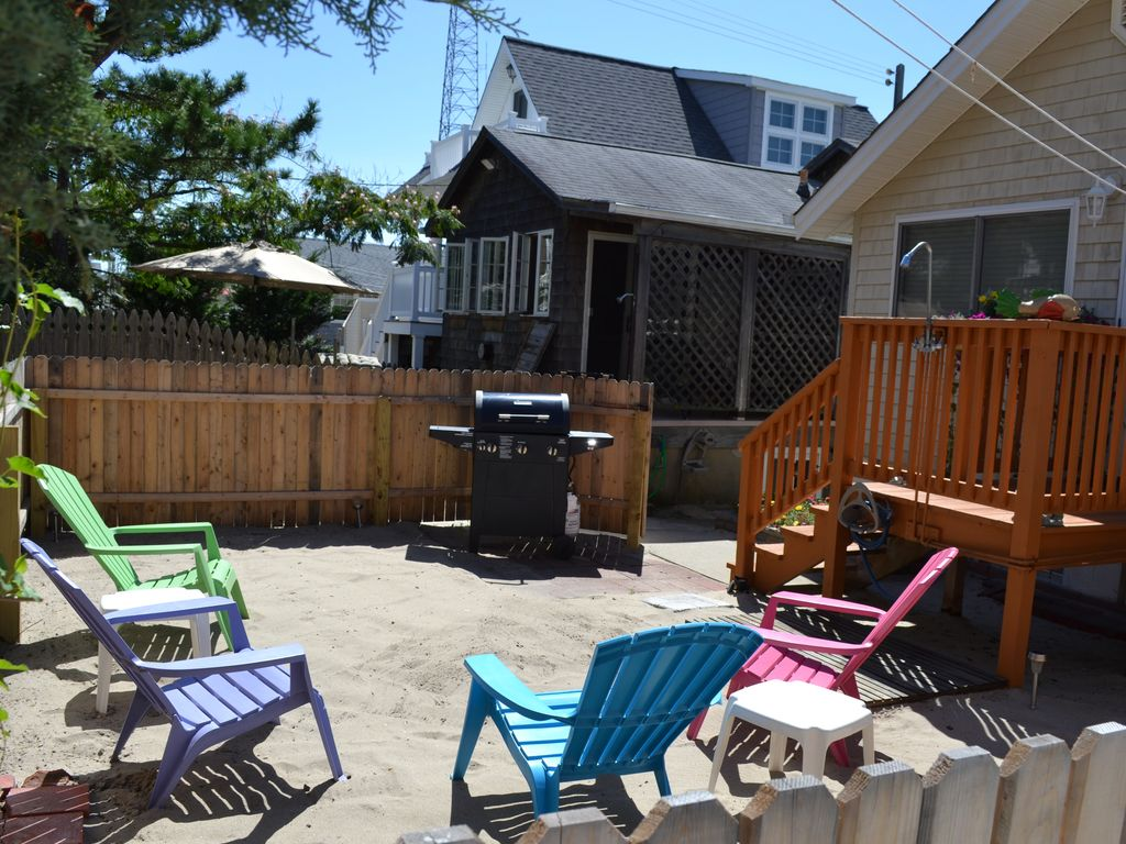 lovely manasquan beach cottage great homeaway manasquan