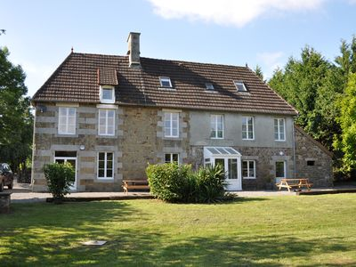 Photo for 6 bedroom Farmhouse in rural Normandy