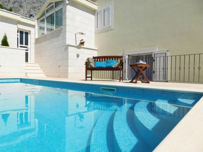 Photo for Vacation home Villa Biston in Baška Voda - 10 persons, 4 bedrooms