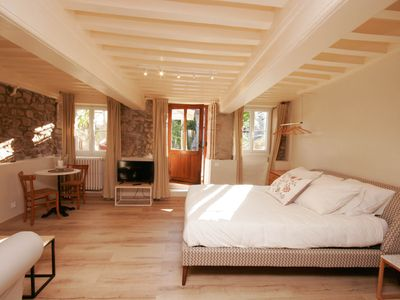 Photo for The garden suite. Luxury, comfort, calm and charm.