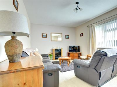 Photo for Being only about 1/2 mile from the beach and close to the amenities of the popular Pembrokeshire tow